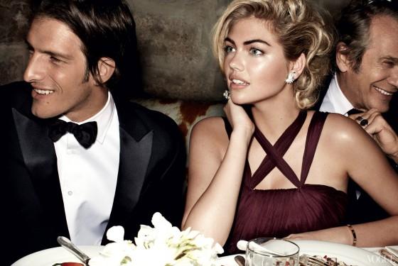 Kate Upton – Vogue Magazine 2103 -05