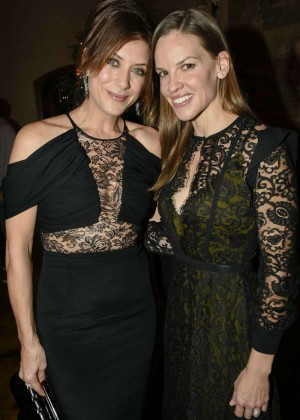 Kate Walsh & Hilary Swank - 2014 Audi Celebrates The Holidays In Aspen