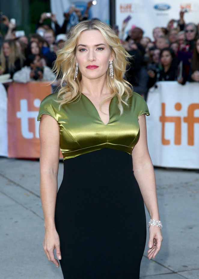 """Kate Winslet – """"A Little Chaos"""" TIFF Premiere in Toronto"""