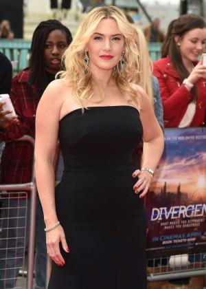 Kate Winslet: Divergent UK Premiere -02