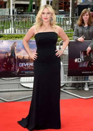 Kate Winslet: Divergent UK Premiere -03