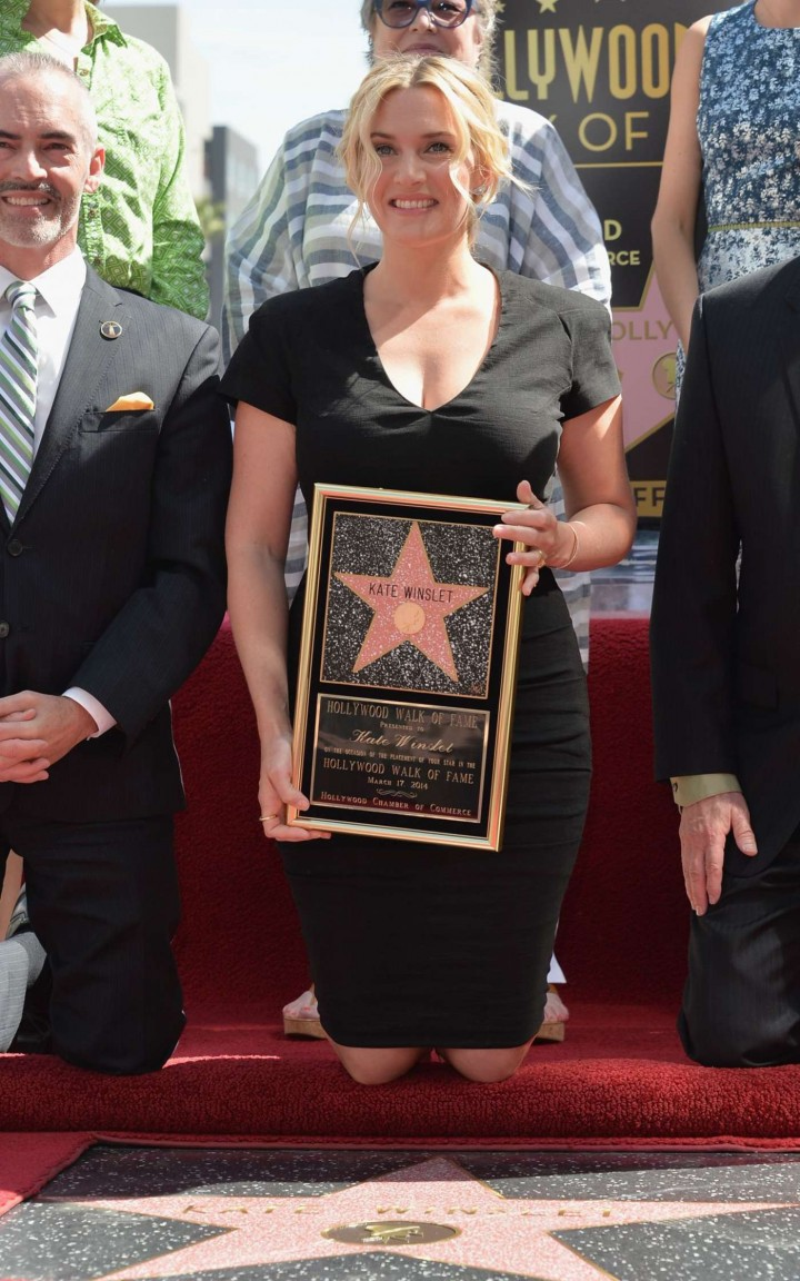 Scarlett Johansson Gets Her Hollywood Walk of Fame Star ...