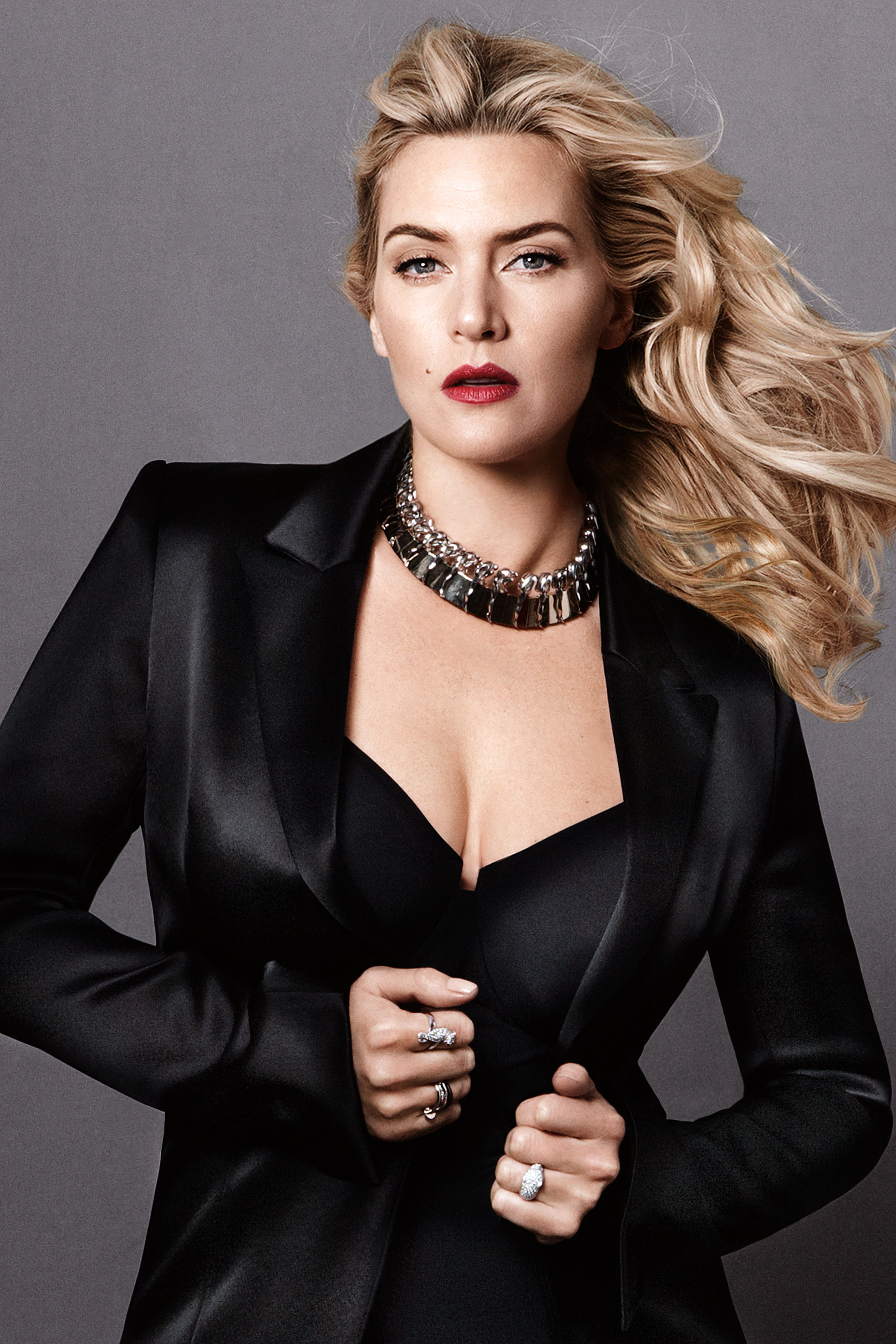Kate Winslet - Harper's Bazaar Magazine (June/July 2014) - GotCeleb