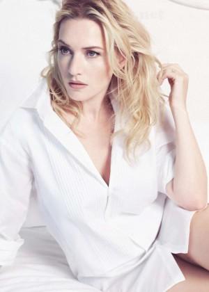 Kate Winslet - Marie Claire UK Magazine (November 2014)