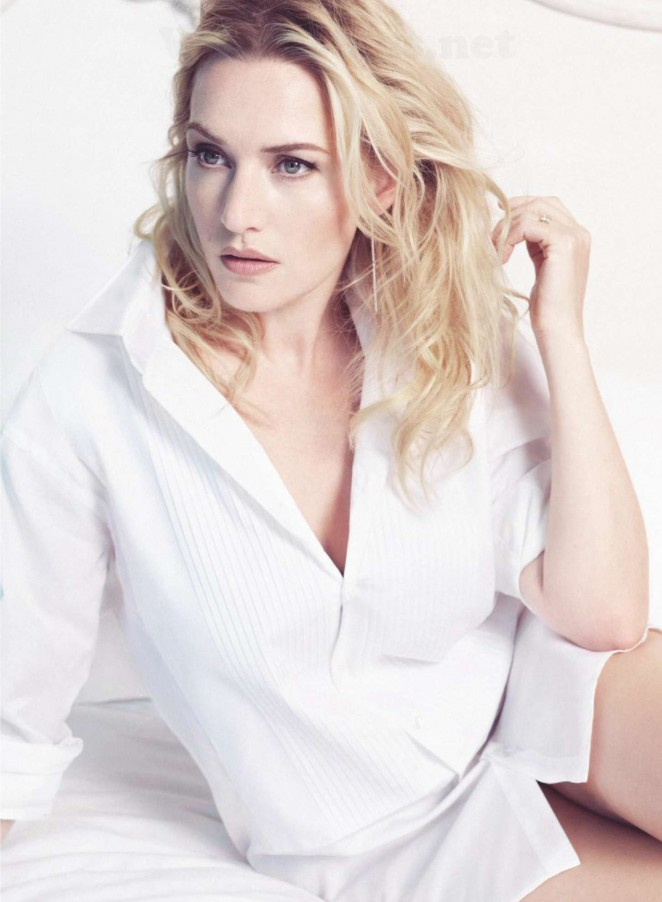 Kate Winslet – Marie Claire UK (November 2014)