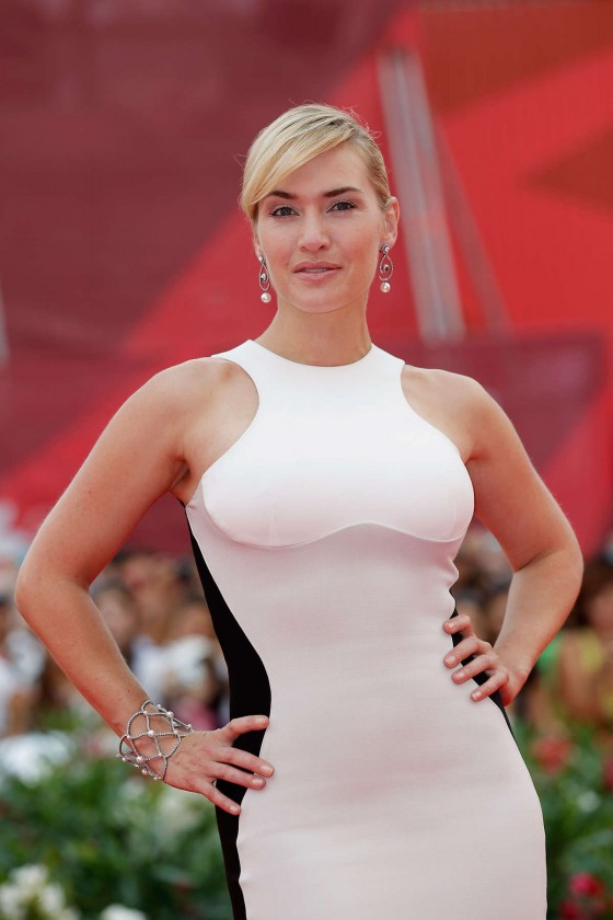 Kate Winslet – Mildred Pierce Premiere At 2011 The Film Festival In Venice
