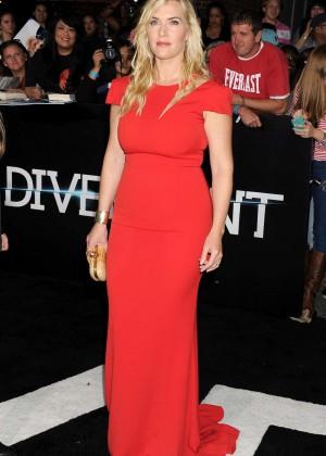 Kate Winslet: Divergent Premiere -01