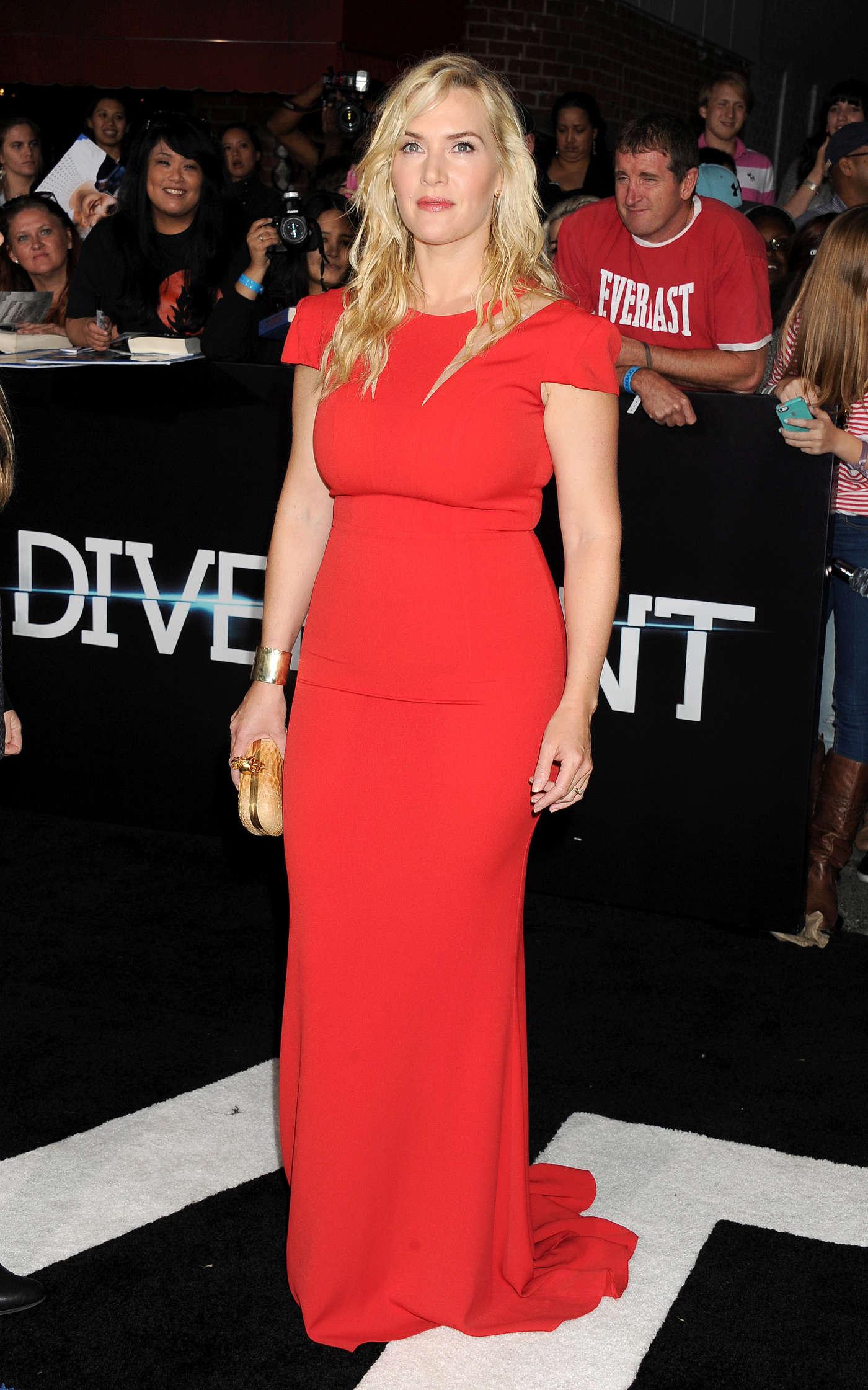 Kate Winslet: Divergent Premiere -01 - GotCeleb