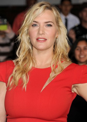 Kate Winslet: Divergent Premiere -03