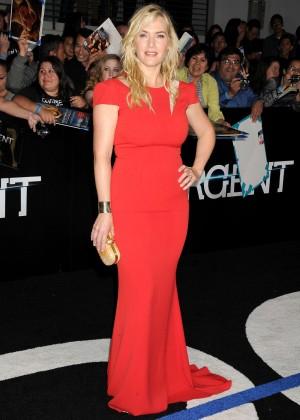 Kate Winslet: Divergent Premiere -06