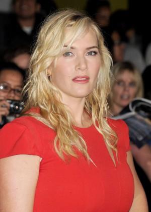 Kate Winslet: Divergent Premiere -07