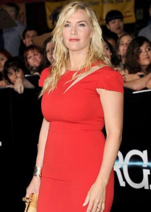 Kate Winslet: Divergent Premiere -09