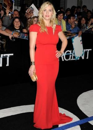 Kate Winslet: Divergent Premiere -10