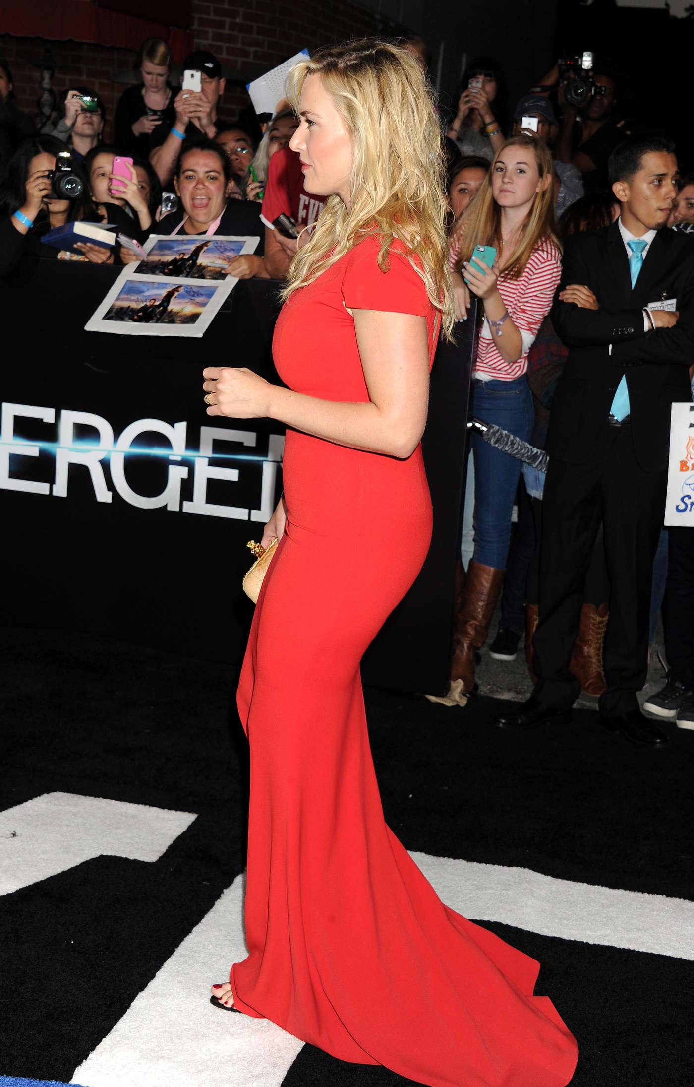 Kate Winslet: Divergent Premiere -11 - GotCeleb