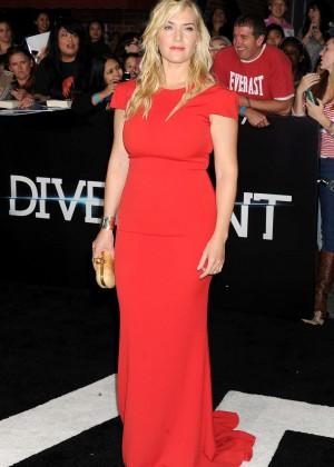 Kate Winslet: Divergent Premiere -12