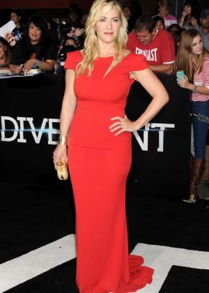 Kate Winslet: Divergent Premiere -13