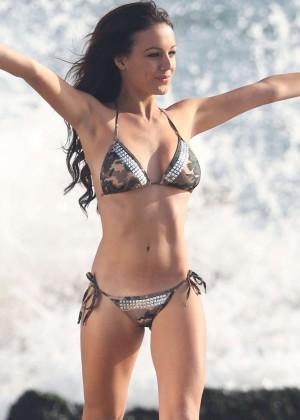 Katelynn Ansari Bikini Photos: 2014 Photoshoot at Beach-04