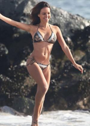 Katelynn Ansari Bikini Photos: 2014 Photoshoot at Beach-05