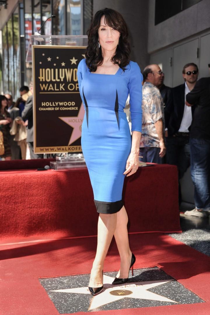Katey Sagal: Hollywood Walk of Fame Ceremony -15