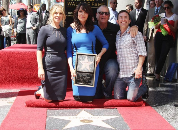 Katey Sagal: Hollywood Walk of Fame Ceremony -17