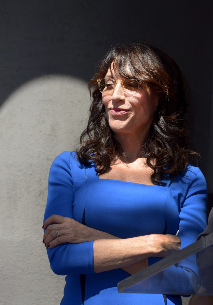 Katey Sagal: Hollywood Walk of Fame Ceremony -20