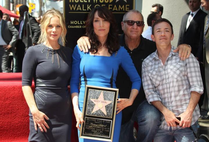 Katey Sagal: Hollywood Walk of Fame Ceremony -25