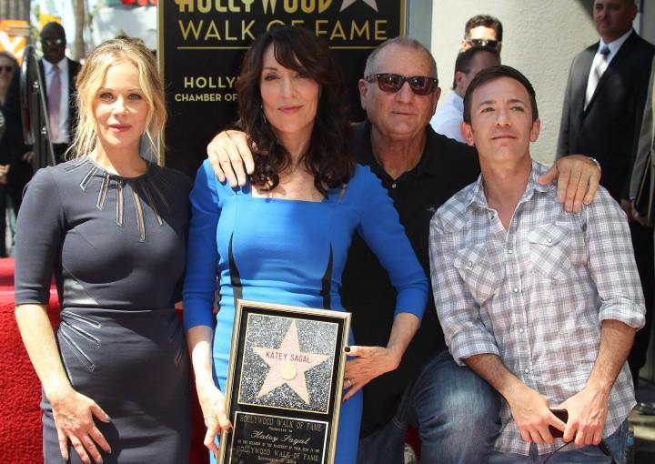 Katey Sagal: Hollywood Walk of Fame Ceremony -34