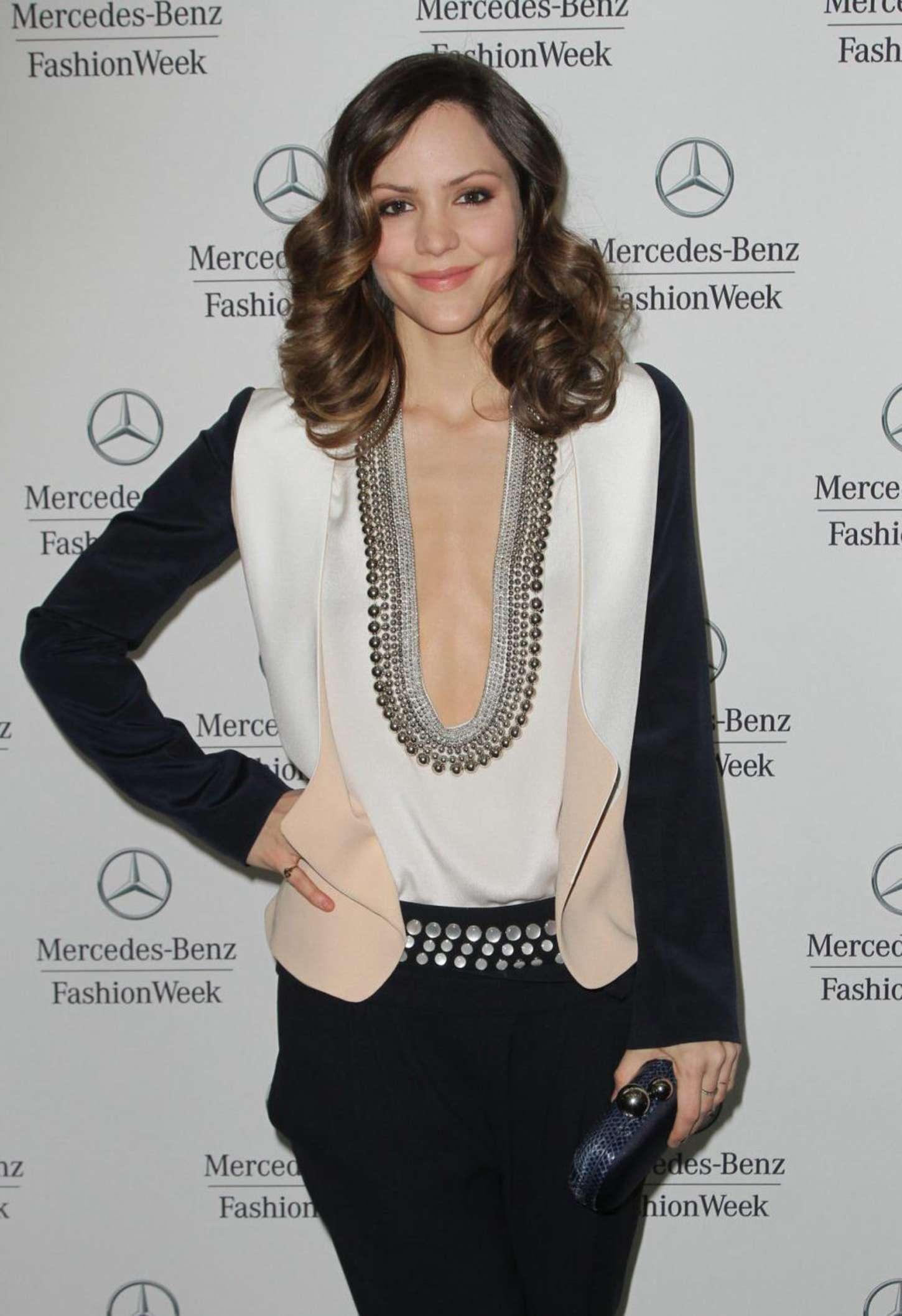 Katharine mcphee 2013 fashion show 14 full size