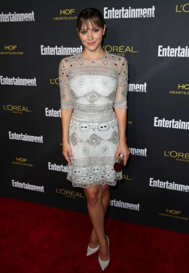 Katharine McPhee - 2014 Entertainment Weekly's Pre-Emmy Party in West Hollywood