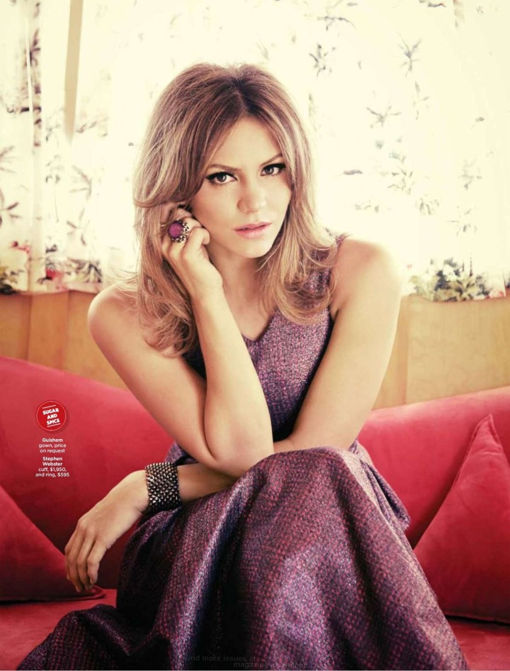 Katharine McPhee – Los Angeles Magazine (September 2014)