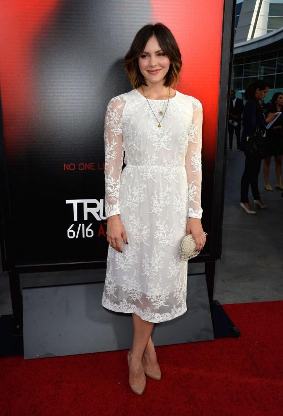 Katharine McPhee – True Blood Season 6 premiere in Hollywood-13