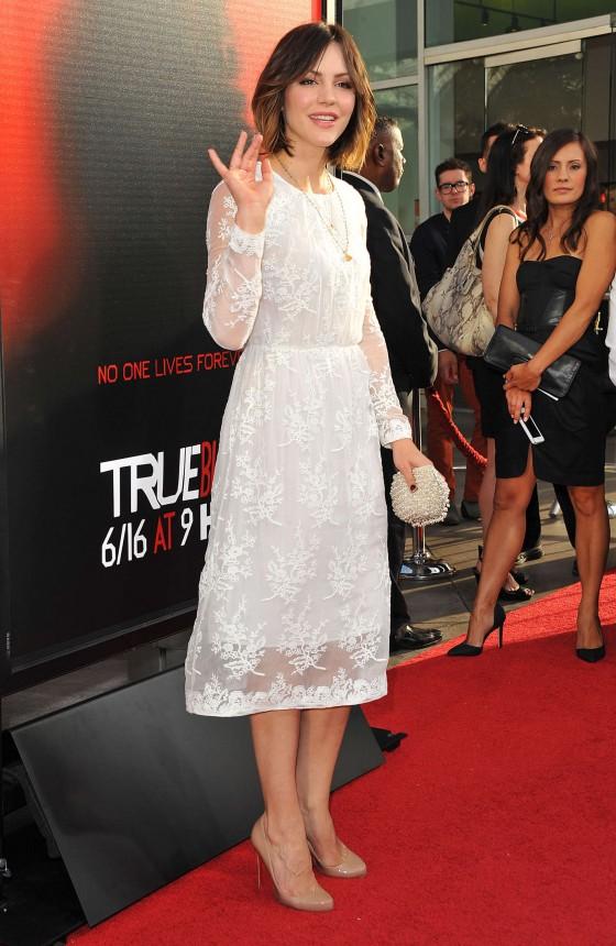 Katharine McPhee – True Blood Season 6 premiere in Hollywood-16