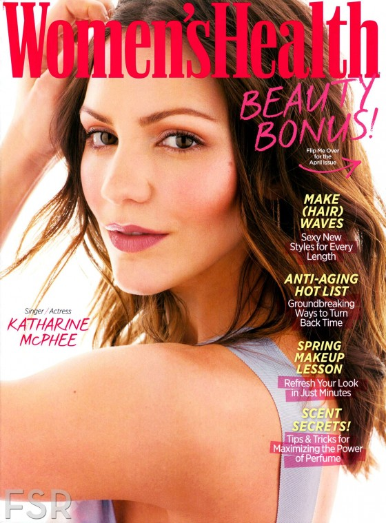 Katharine McPhee - Womens Health - April 2013-02