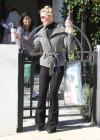 Katherine Heigl in Tight Pants Out in Los Feliz -04