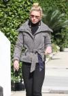 Katherine Heigl in Tight Pants Out in Los Feliz -06
