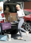 Katherine Heigl - Shopping In L A-06