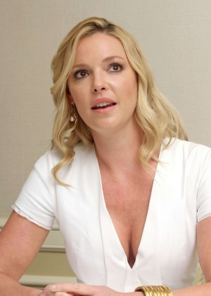 Katherine Heigl - 'State Of Affairs' Press Conference in LA