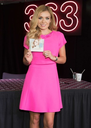 Katherine Jenkins - 'Home Sweet Home Album Release Party in London