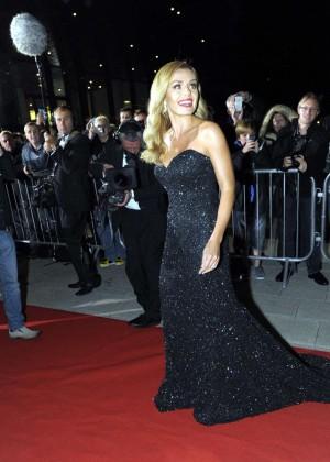 Katherine Jenkins - BAFTA Cymru 2014 Awards in Cardiff