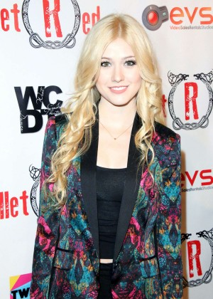 Katherine McNamara - 'Ballet RED' One Night Only Show in Santa Monica