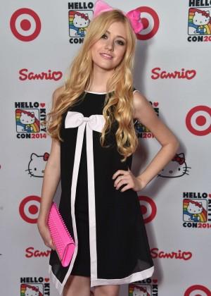 Katherine McNamara - Hello Kitty Con 2014 Opening Night Party in LA