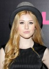 Katherine McNamara: NYLON Magazine Party -05