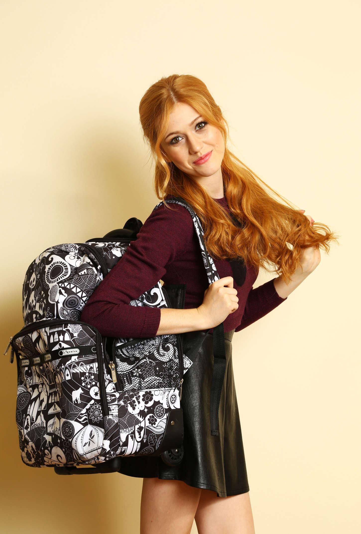 Katherine Mcnamara By Sara Jaye Weiss Back To School Shoot