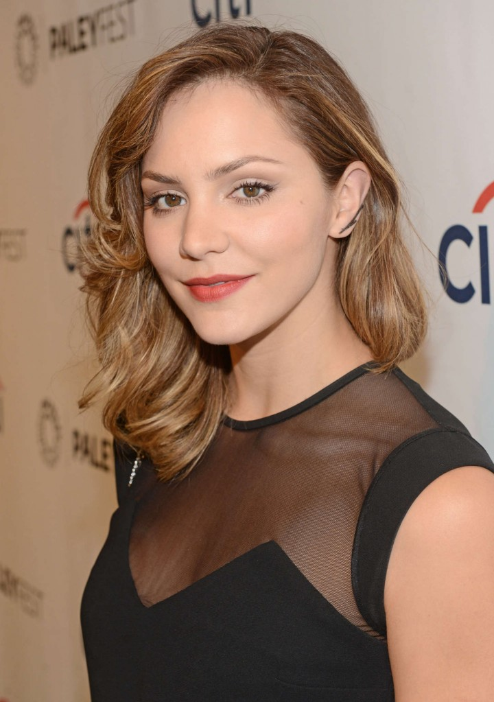 Katherine McPhee - Fall TV Preview Party for CBS Scorpion at Paleyfest in Beverly Hills
