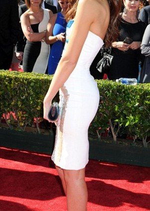 Katherine Webb - 2013 ESPY Awards -01