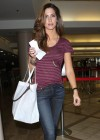 Katherine Webb at LAX -12
