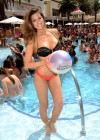 Katherine Webb at Party at Encore Beach Club -01