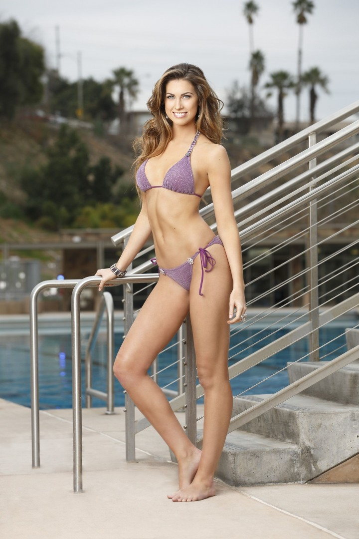 Katherine Webb In Bikini for Splash -02