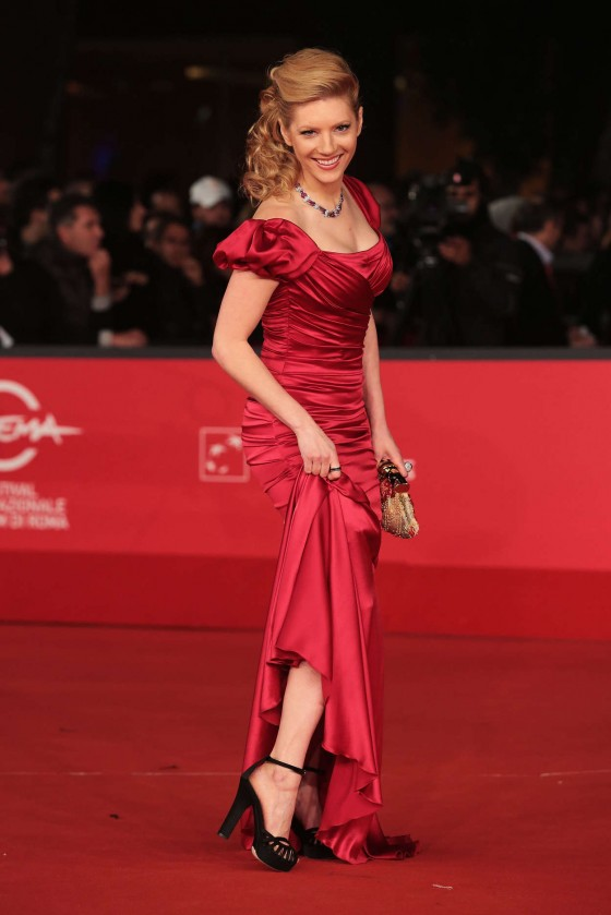 Katheryn Winnick - Closing Ceremony during the 7th Rome Film Festival Italy