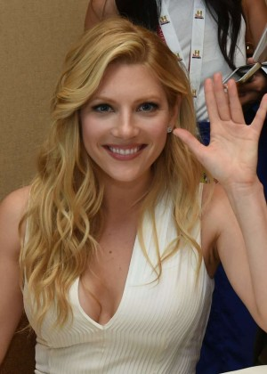 "Katheryn Winnick attends ""Vikings"" at Comic-Con 2014"